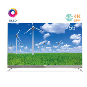 55″ OLED 4K Smart TV