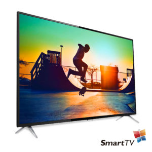 PHILIPS 55″ 4K HDR Smart TV<br><h4>55PUD6172</h4>