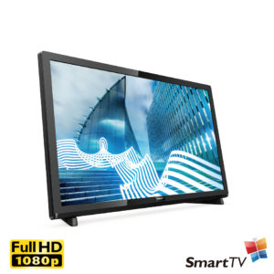 PHILIPS 22″ FHD Smart TV<br><h4>22PFD5403</h4>