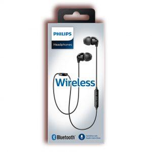 飛利浦 UpBeat 無線藍牙 耳機 SHB3595